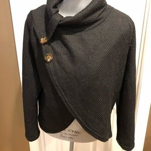 New black sweater large